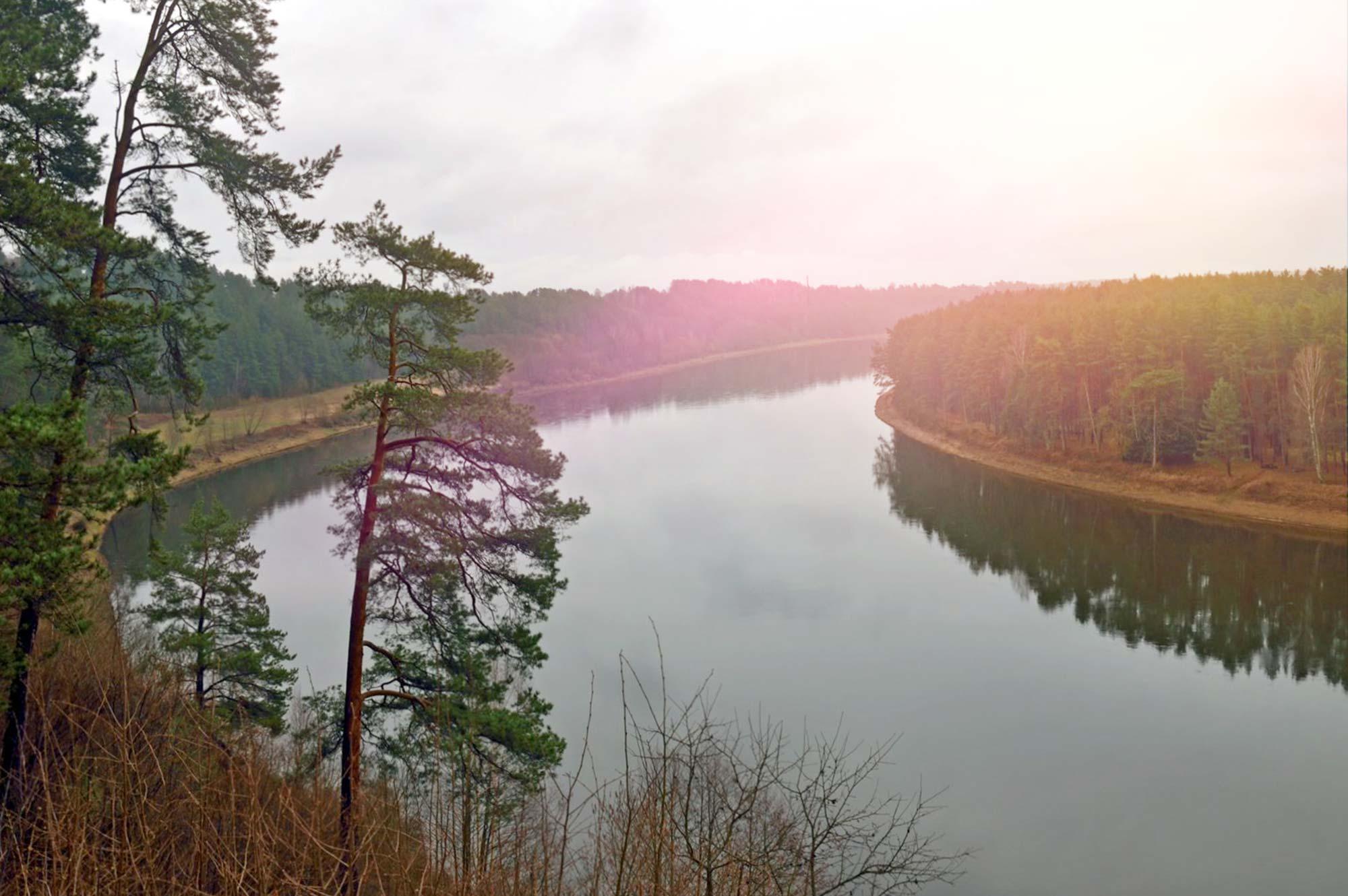 Škėvonių pažintinis gamtos takas (Birštonas)