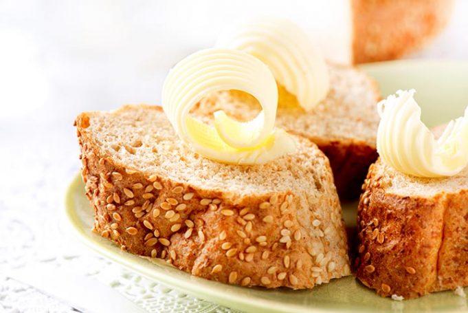 Margarinas pusryčiams